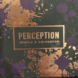 Other - Perception Shayla X Colorpop